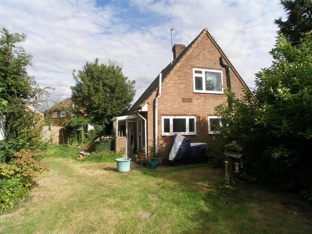 Rodley Cottage rear