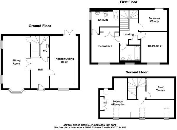Pump House Floor Pla