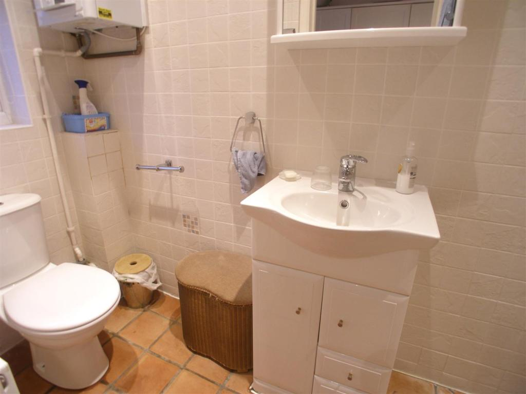 Cloakroom/Wetroom
