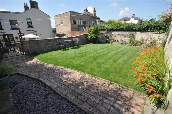 Rear Garden Second