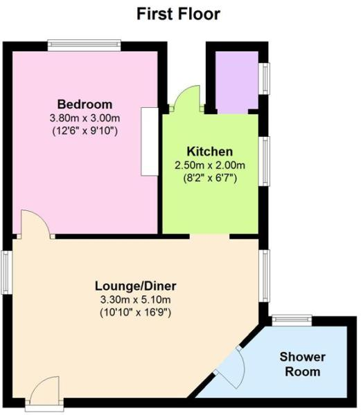 Proposed One Bed ...