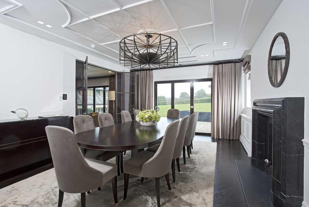 Oro Bianco,Dining room