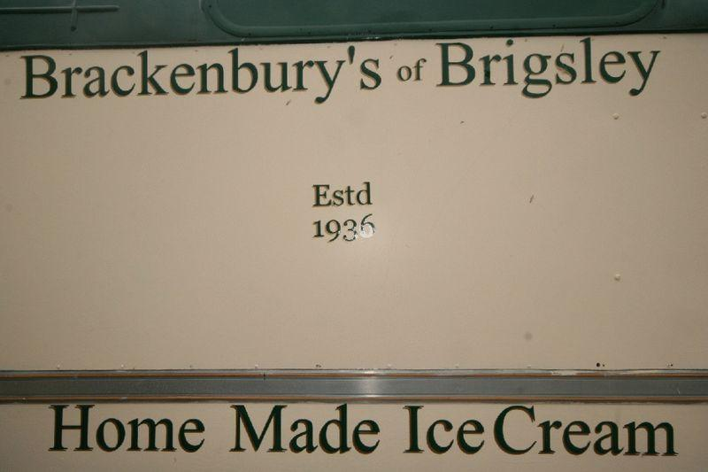 Brackenbury IceCream