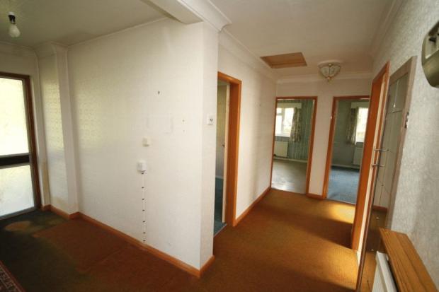 Bungalow Hallway