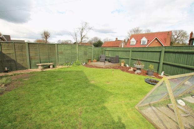 Second Garden ...