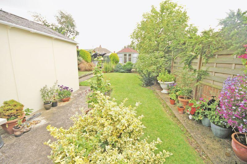 Long view garden