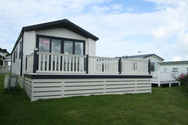 2 Bedroom Mobile Home For Sale In Brand New Holiday Lodges And Caravans Bh19