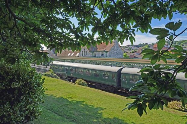 Opposite Railway