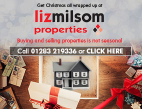Get brand editions for Liz Milsom Properties, Swadlincote
