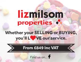 Get brand editions for Liz Milsom Properties, Swadlincote