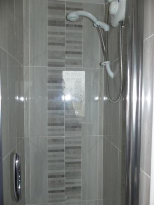 En Suite Shower cubi