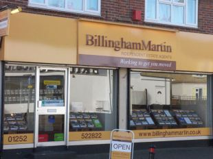 Billingham Martin Ltd, Farnboroughbranch details