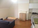 Studio flat in Longbridge Road...