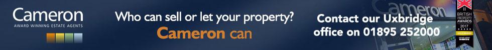 Get brand editions for Cameron Estate Agents, Uxbridge