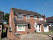semi detached house to rent in Press Road, Uxbridge...
