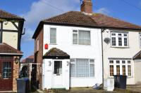 3 bed semi detached home for sale in Newtown Road, New Denham...