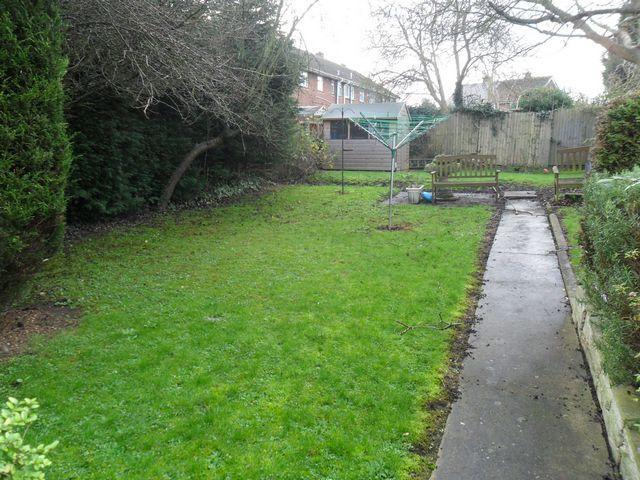 Rear Garden C