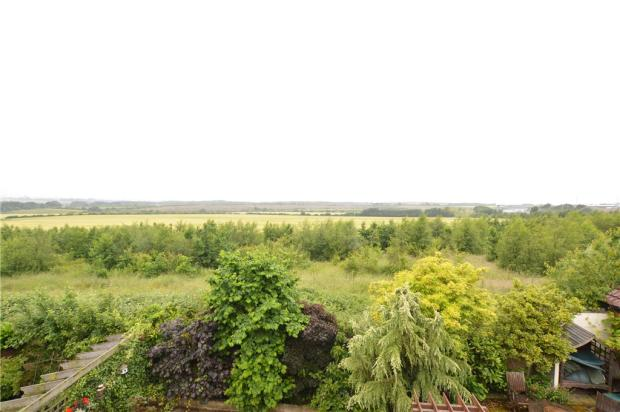 View From Bedroom 4