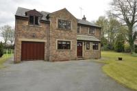 Detached home in Castle Croft, Rooms Lane...