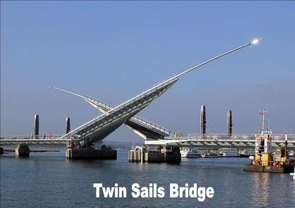 Twin Sails Bridge
