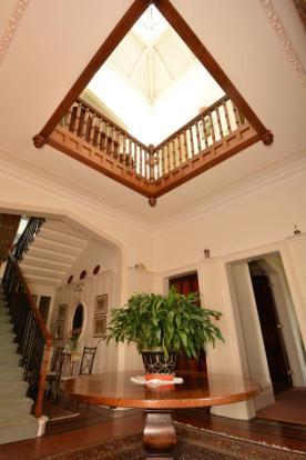 Entrance Hall Stairs