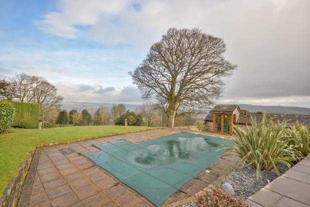 5 Bedroom Detached House For Sale In Stockgate Farm Moor Road Burley Woodhead Ilkley West