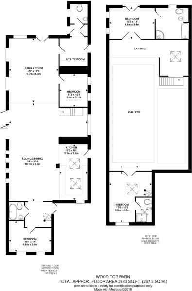 Barn Floorplan