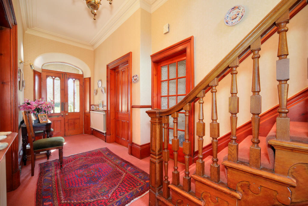 6 bedroom country house for sale in the old rectory for Garden room braithwell
