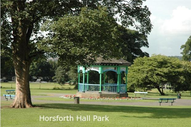 Horsforth Hall Park