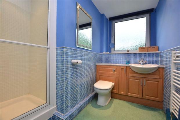 2nd Flr Shower Room