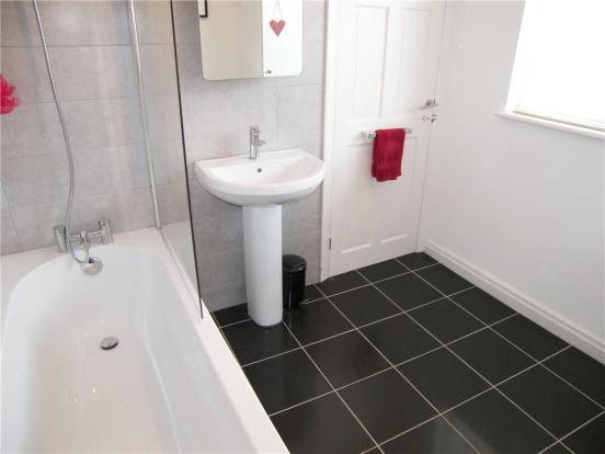 House Bathroom Shot