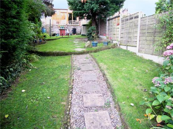 Garden Shot 3