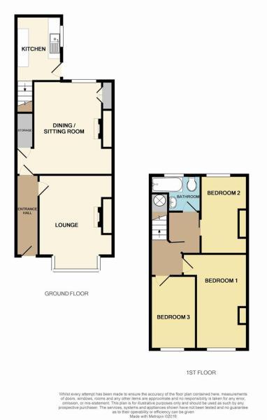 Floorplan - 5 Nellie