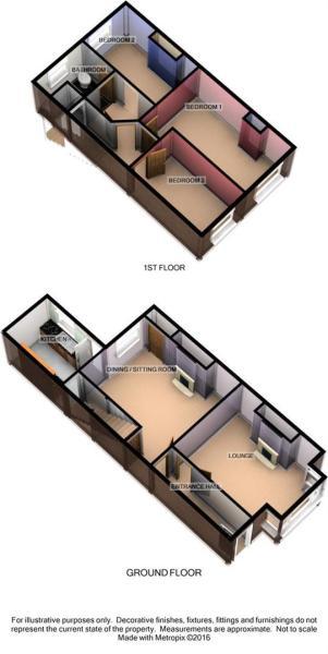 3D Floorplan - 5 Nel