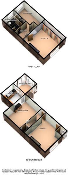 3D Floorplan - 234 B