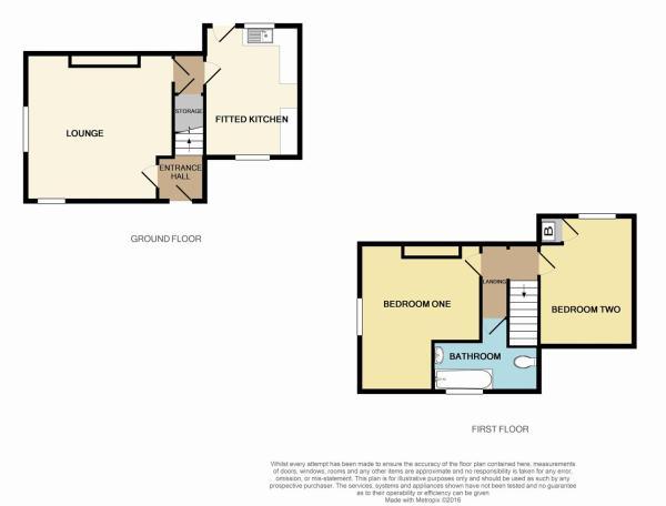 Floorplan - 1 Nellie