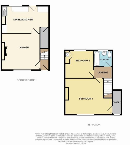 Floorplan - 134 Chur