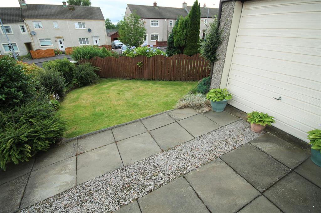 Front/Side garden