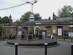 Catford Station (Zon