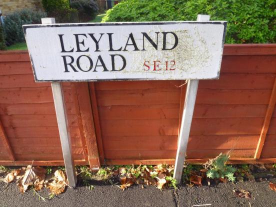 Leyland Road SE13