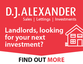 Get brand editions for D J Alexander, Glasgow, Lettings