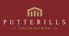 Putterills, Land & New Homes branch logo