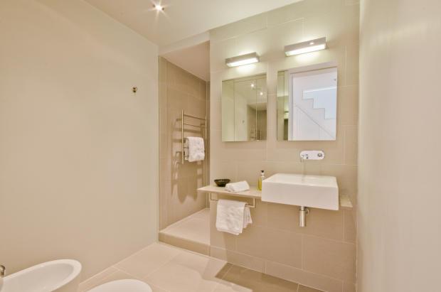 Fabulous modern shower room