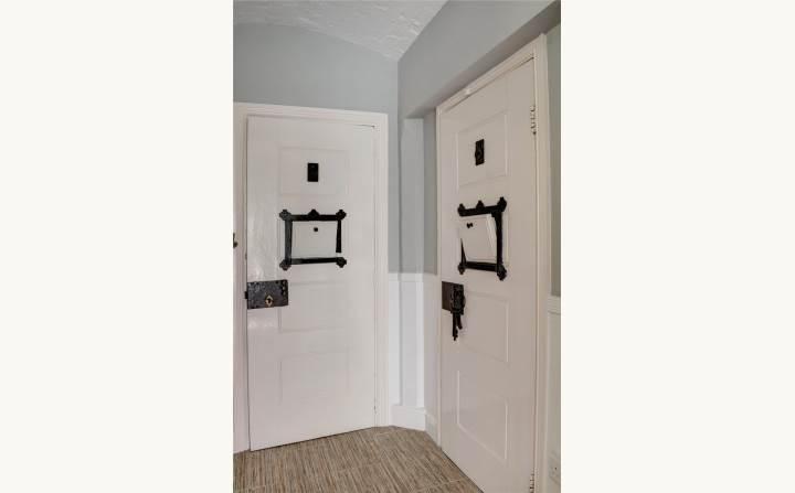 Original Cell Doors
