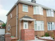 3 bedroom semi detached house to rent in HollyCroft Road, Plymouth