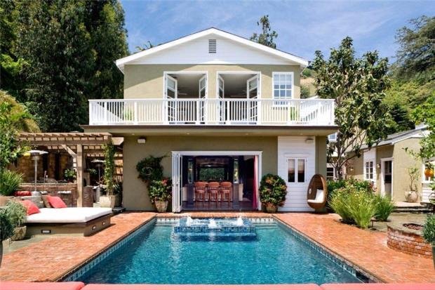 5 Bedroom Detached House For Sale In Sunset Strip Hollywood Hills West Los Angeles California