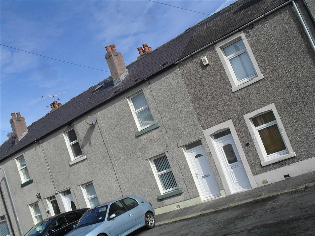 2 bedroom terraced house for sale in northcote street for Modern homes workington
