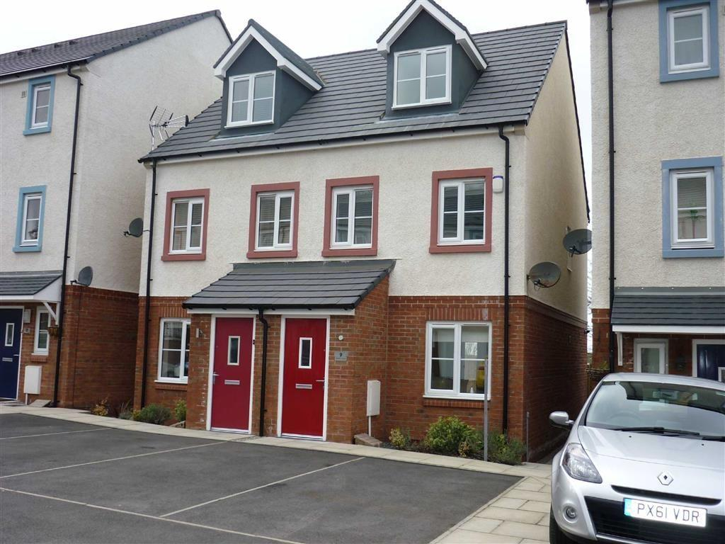 3 bedroom semi detached house for sale in whinlatter for Modern homes workington