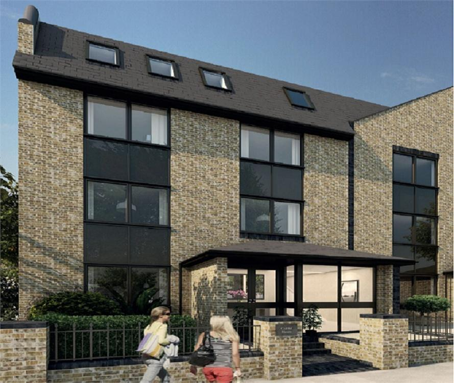 1 Bedroom Apartment For Sale In Flat 6 Capital House 67 69 St Johns Road Isleworth Middlesex Tw7