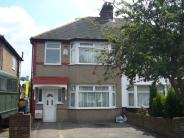 Worton Gardens semi detached house for sale